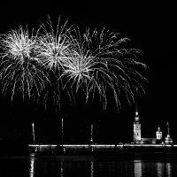 С Новым Годом, Любимый город!)) :: Olya Lanskaya