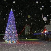 А снег идёт... :: Галина Ильясова