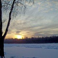Зимний вечер :: alemigun
