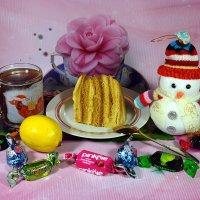 До чего же сладки новогодние остатки! :: Андрей Заломленков