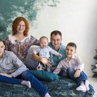 Семья :: Алина Меркурьева