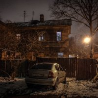 У ворот в прошлое :: Евгения Кирильченко