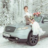 Свадьба в декабре :: Наталья