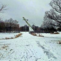 Полёт в Новый год... :: Sergey Gordoff