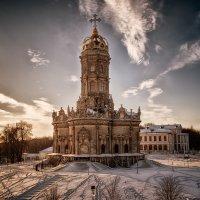 Знаменская церковь (Дубровицы) :: Александр Лебедев