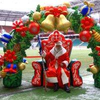 Спортивный Дед Мороз !!! :: Николай Кондаков