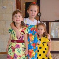 сестрички-подружки :: леонид логинов