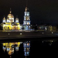 Спасо-Преображенский собор :: Дмитрий Строганов