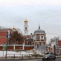 Иверский женский монастырь :: Олег Манаенков