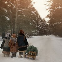 С Новым Годом! :: Елена Пахомычева