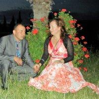 Пара.влюблённость. :: Ариэль Volodkova