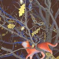 С дуба падали листья ясеня...? :: Андрей Ягодко