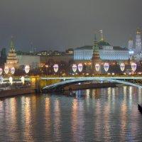 Дождик в Новый год :: Андрей Ягодко