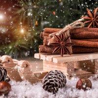 Рождественская открытка :: Валерий Бочкарев