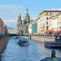 Прогулки по Санкт-Петербургу (этюд 17) :: Константин Жирнов