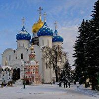 Успенский собор Свято-Троицкой Сергиевой Лавры :: Андрей K.