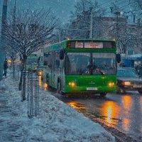 Городской транспорт :: Вадим Есманович