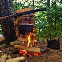 Завтрак почти готов :: Сергей Чиняев