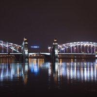 Мост Петра Великого :: Валентина Папилова