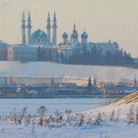 Кремль в Казани :: Андрей Синявин