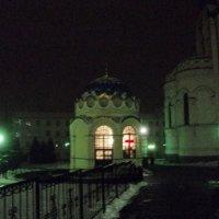 Верний Храм на территории Николо-Угрешского Монастыря. :: Ольга Кривых