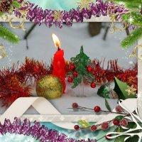 В ночь на седьмое января все чуда ждут и к чудесам готовы… :: Андрей Заломленков
