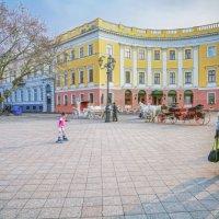Сочельник на Приморском бульваре. :: Вахтанг Хантадзе