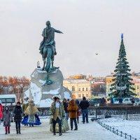 С Новым годом и с Рождеством! :: Сергей В. Комаров