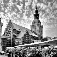 Домский собор на реставрации. :: D. S.