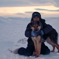 Кто верен и предан - так это собака... :: Евгений Юрков