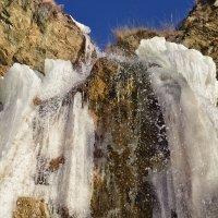 Замёрзший водопад :: Marina Timoveewa