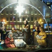 Вертеп у Казанского собора :: Aнна Зарубина