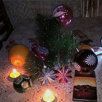 Ночь перед Рождеством! :: Елена Семигина