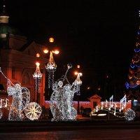 С Рождеством! :: Ирина Румянцева