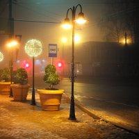 Туманный Новый год :: Руслан Руслан