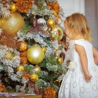 Новогодние встречи :: Кристина Беляева