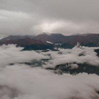 Кавказские горы :: Дмитрий Сиялов