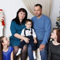 Семья :: ДмитрийМ Меньшиков