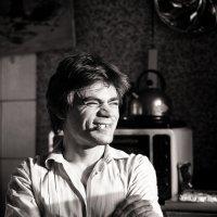 Мой друг художник и поэт... :: Кирилл Богомазов