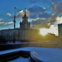 Рождественский свет... :: Sergey Gordoff
