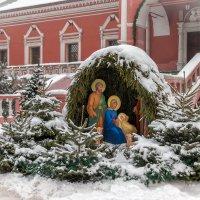 С Рождеством!!! :: Вера Лучникова