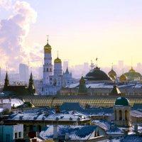 Будет снег, мороз и святки. :: Николай Ярёменко