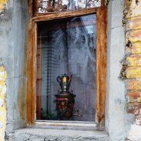 Уют за стеклом :: Алексей Афанасьев