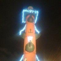 Ростральная колонна :: Сапсан