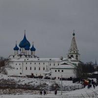 Суздальский кремль :: Сергей Владимирович Егоров