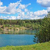 Мраморное озеро :: Дмитрий Конев