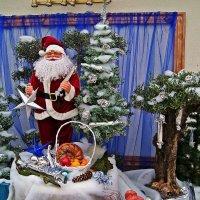 новогодне-рождественское :: Александр Корчемный