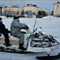 Деды Морозы бывают разными... :: Кай-8 (Ярослав) Забелин