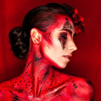 Lady Red :: Anastasia Stella