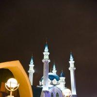 Казань. Кремль.Мечеть Куул Шариф. :: Александр Беляков